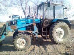 МТЗ 82.1. Трактор Мтз 82.1