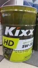 Kixx HD. Вязкость 5W-30