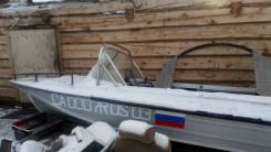 Казанка-5М3. 2010 год год, длина 5,00м., двигатель подвесной, 60,00л.с., бензин