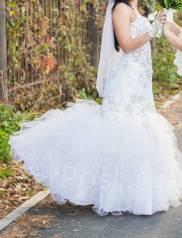 56976636752 Свадебное платье Люкс Новое русалка (рыбка) - Свадебные платья ...