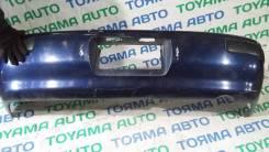 Задний бампер toyota corolla spacio AE111