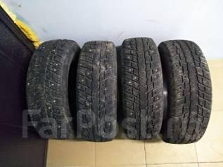 Michelin IVALO 2. Зимние, шипованные, 60%, 4 шт