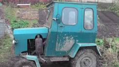 Самодельная модель. Самоделный трактор дизель т25, 21 л.с.