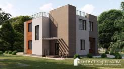 Проекты домов в Калининграде. 200-300 кв. м., 2 этажа, 6 комнат, кирпич