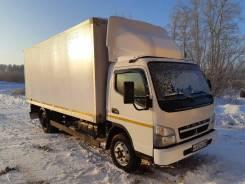 Mitsubishi Fuso Canter. Продаётся грузовик Mitsubihi fuso canter, 4 899куб. см., 5 000кг., 4x2