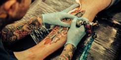 Мастер татуировки. Хабаровск