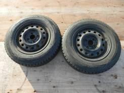 Dunlop Winter Maxx. Зимние, без шипов, 2012 год, 5%, 2 шт