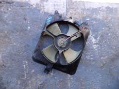 Вентилятор охлаждения радиатора. Honda Accord, CF4, CF5, CF6, CF7, CH9 Двигатели: F20B, F23A, H23A