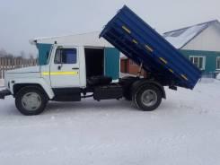 ГАЗ 3309. Продам газ 3309 самосвал 2007 евро2, 6 000куб. см., 5 000кг., 4x2