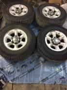 "Продам комплект зимних шин на дисках R 15. x15"" 6x139.70"