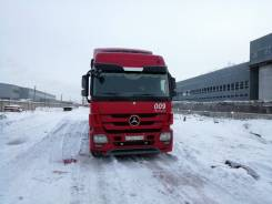 Mercedes-Benz Actros. 1841LS, 12 000куб. см., 18 000кг., 4x2