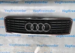 Решетка радиатора. Audi S6, 4B2, 4B4, 4B5, 4B6 Audi A6, 4B2, 4B4, 4B5, 4B6 Двигатели: AKE, ALT, AML, AMM, ANK, APB, ARE, ASG, ASM, ASN, AVF, AVK, AWN...