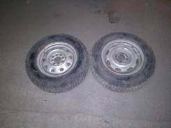 Продам 2 колеса18570SR14
