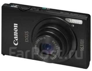 Canon Digital IXUS 240 HS. 15 - 19.9 Мп, зум: 5х