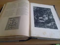 Библиотека великих писателей 1904 год. Оригинал