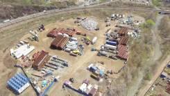 Земельный участок от 100 м2 — под стоянку / Ровный / Охрана. Фото участка