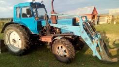 МТЗ 82. Продам трактор , 76 л.с.