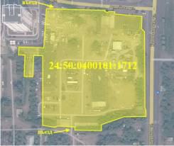 Продам з/у 2,44 га с комплексом зданий площадью 5 351,7 кв. м. 24 400кв.м., собственность, электричество, вода, от частного лица (собственник)