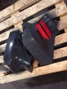 Бампер задний для Honda CR-V 2007-2012 OEM- (арт. 45927-11) левая част