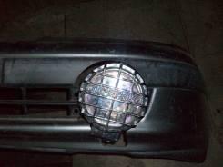 Бампер передний с туманками Toyota Caldina (Тойота Калдина) 1992-1996г