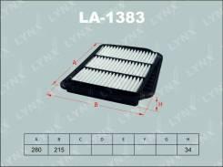 Фильтр воздушный LYNXauto LA-1383