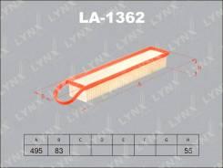 Фильтр воздушный LYNXauto LA-1362
