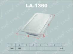 Фильтр воздушный LYNXauto LA-1360