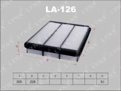 Фильтр воздушный LYNXauto LA-126