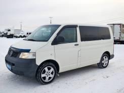 Volkswagen Transporter. - минивен- микроавтобус, 9 мест