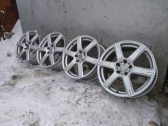 "Диски Bridgestone Vaggio R-18 5х114,3 ET38. 7.0x18"", 5x114.30, ET38, ЦО 73,1мм."