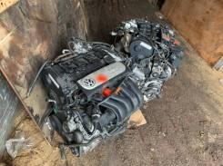 Контрактный двигатель BVY 2.0 Volkswagen Passat B6