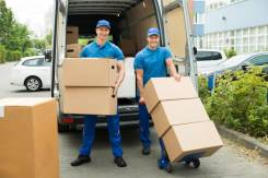 Грузчики! Быстрые квартирные и офисные переезды! услуги склада