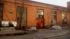 Склады. 400кв.м., улица Борисенко 35, р-н Борисенко. Дом снаружи