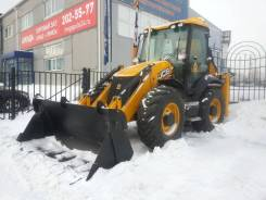 JCB 3CX Super. Экскаватор-погрузчик , 1,00 куб. м.