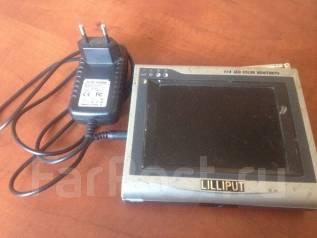 Телевизор мини Lilliput. LCD (ЖК)