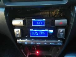 Блок управления климат-контролем. Toyota Allex, NZE121, NZE124, ZZE123 Toyota Corolla Fielder, CE121, CE121G, NZE120, NZE121, NZE121G, NZE124, NZE124G...