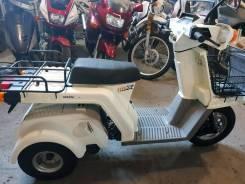 Honda Gyro X. 49куб. см., исправен, птс, без пробега