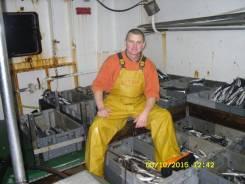 Матрос-рыбообработчик. Средне-специальное образование, опыт работы 24 года