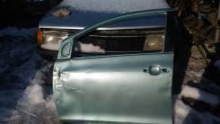 Дверь Toyota Yaris, 2005-2011 левая передняя.