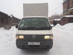 Mazda Bongo Brawny. Mazda bongo brawny, 2 500куб. см., 1 500кг., 4x2