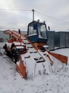 Плавский СнП-17. Снегопогрузчик снп-17