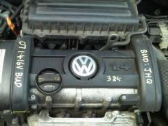 Двигатель контрактный VAG Skoda Fabia 1.4 л BUD
