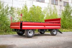 РМЗ 2ПТС-5. Прицеп тракторный, 5 000кг.
