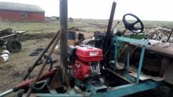 Самодельная модель. Самодельный мини трактор, 9 л.с.