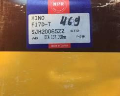 Кольца поршневые HINO F17D/F17D-T JAPAN (NPR) STD SJH20065ZZ