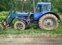 МТЗ 50. Трактор , 85 л.с.