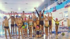 Спортивное плавание в выходной!