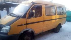 ГАЗ 322132. Продаётся автобус газ 322132, 13 мест, В кредит, лизинг