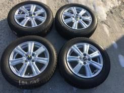 185/60 R15 Bridgestone VRX литые диски 4х100 (L24-1505)
