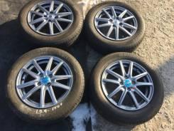 185/65 R15 Bridgestone Sneaker литые диски 4х100 (L24-1507)